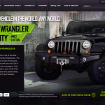 2012 Jeep Wrangler Call of Duty Edition