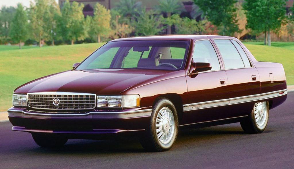 1994 Cadillac Deville, Gas Guzzlers of 1994, 10 Worst Gas Guzzlers of 1994