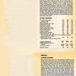 1988 lincoln Mark VII Prices