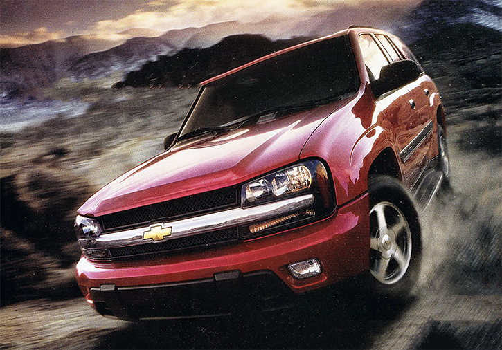 Car Ads from 2002