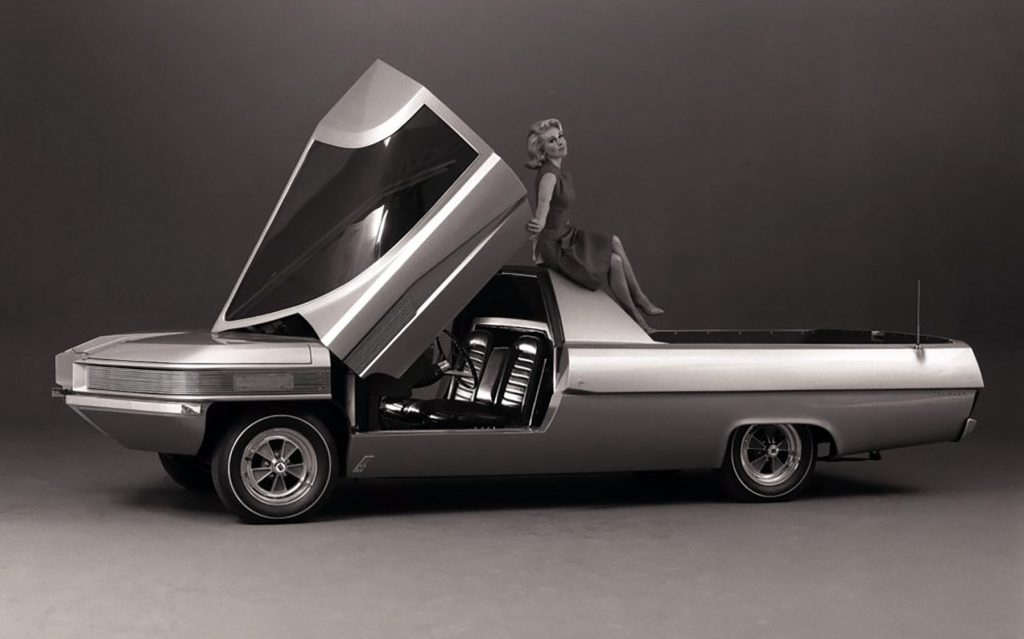 Ford Ranger II Concept