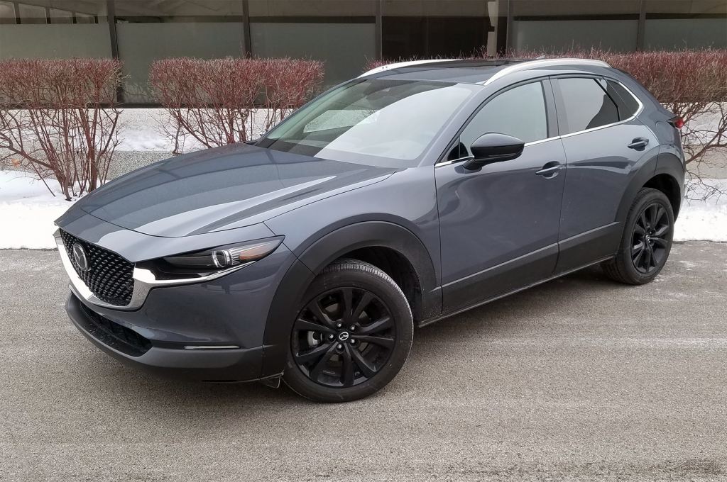 Mazda CX-30 2.5 Turbo