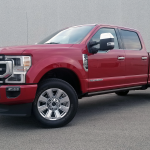 2020 Ford F-250 Super Duty Platinum
