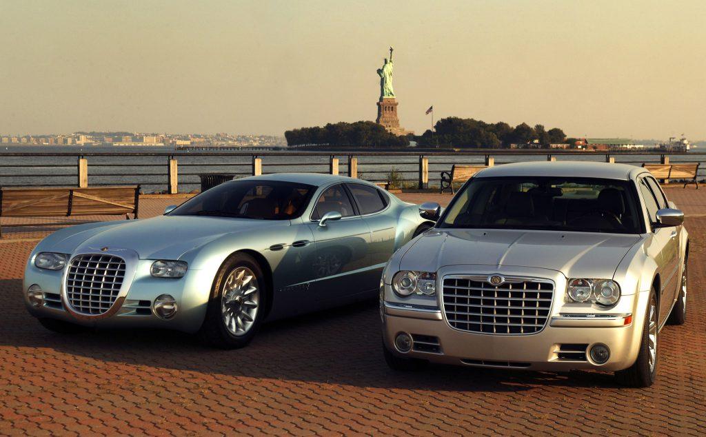Chrysler Cronos Concept