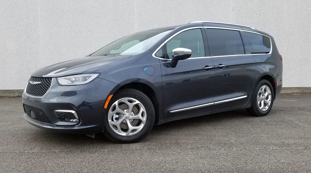 Cool Things about the 2021 Chrysler Pacifica