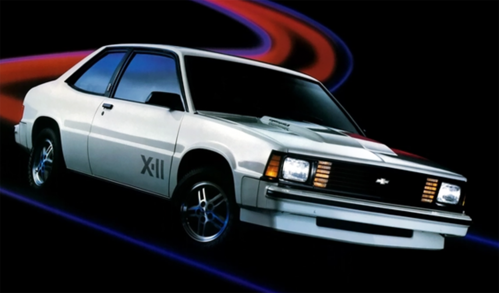 1982 Chevrolet Citation X-11, Fastest Cars of 1982