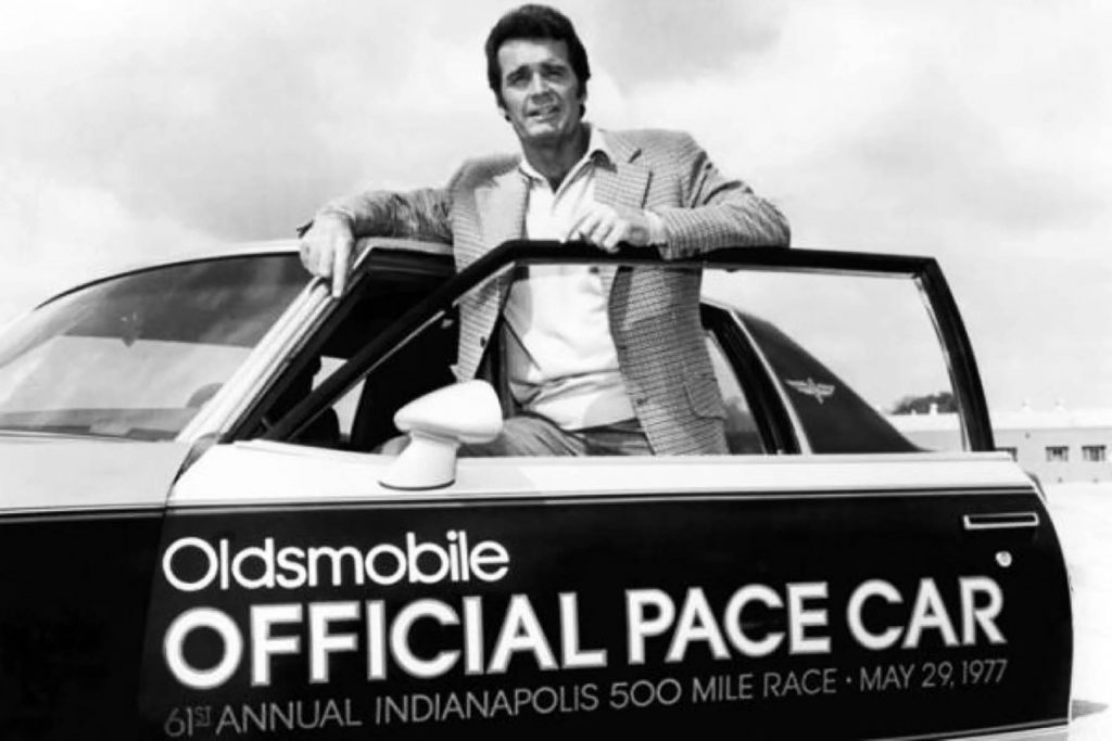 James Garner, Favorite Indy Pace Cars