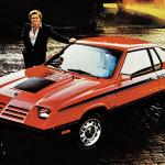 1982 Dodge Omni 024 2.2