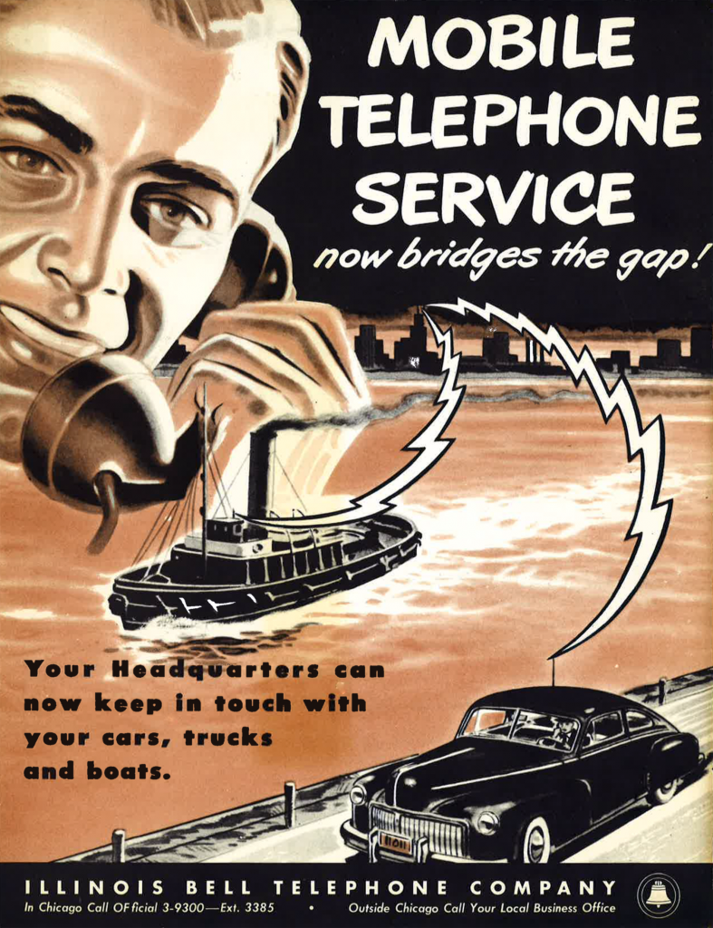 Illinois Car Phone Brochure