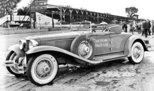 1930 Cord L-29 Indy Pace Car