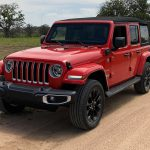 Jeep Wrangler Unlimited 4xe