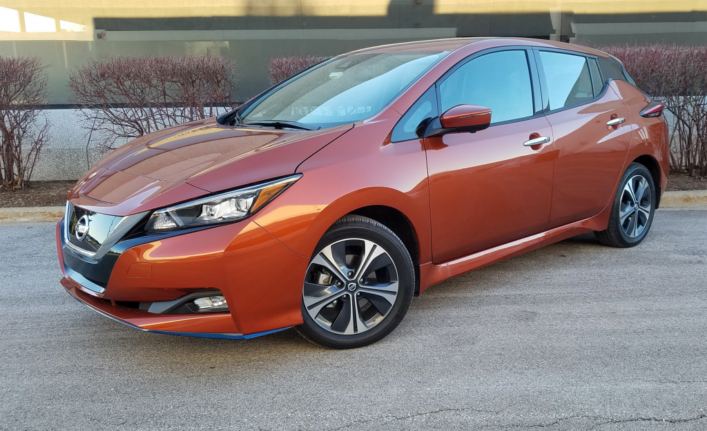 2021 Nissan Leaf SL Plus