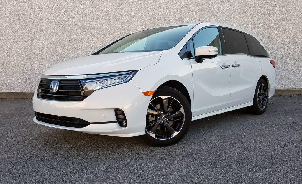 2021 Honda Odyssey Elite2021 Honda Odyssey Elite