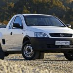 2004 Opel Corsa Utility (South Africa)