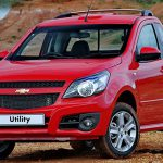 2015 Chevrolet Utility (South Africa)