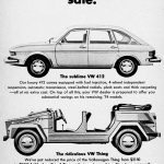 1975 Volkswagen Thing Ad