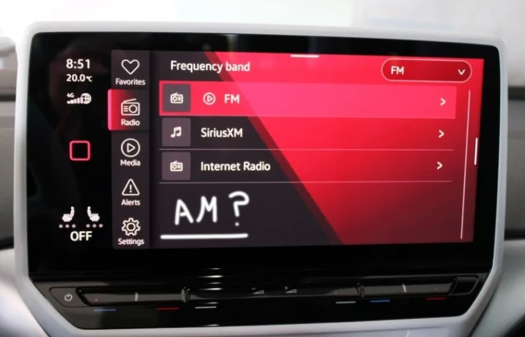 Electric Cars and AM Radio