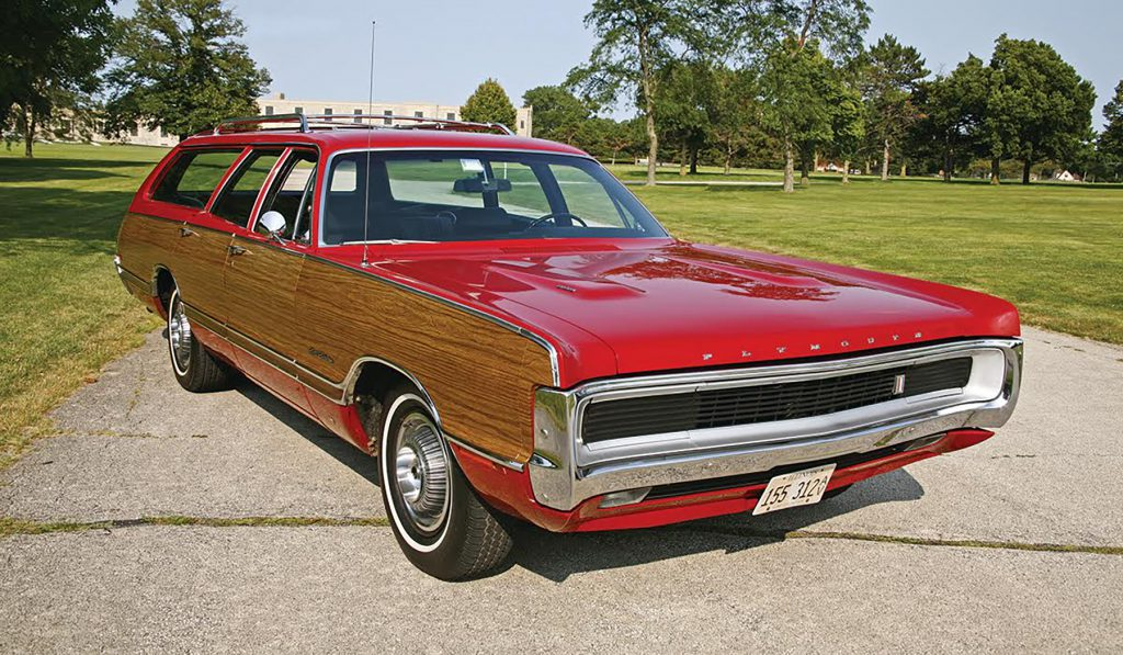 Photo Feature: 1970 Plymouth Sport Suburban