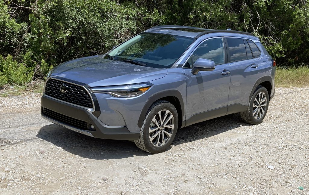 First Spin: 2022 Toyota Corolla Cross