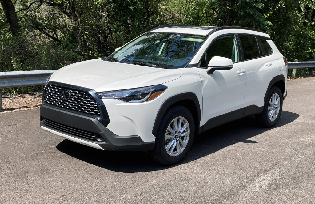 First Spin: 2022 Toyota Corolla Cross L