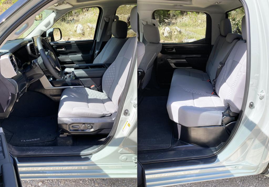 2022 Toyota Tundra Cabin